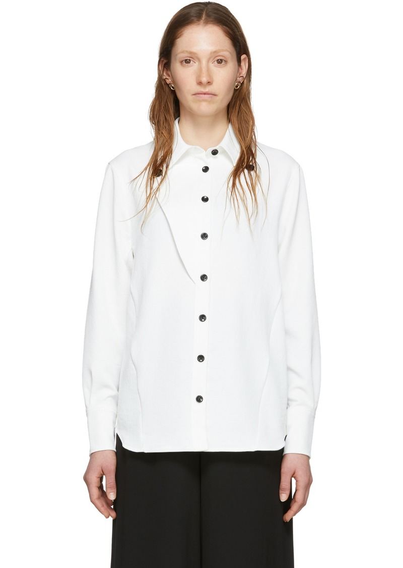 Off-White 'Proenza Schouler White Label' Button-Down Shirt