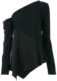 Proenza Schouler open shoulder blouse