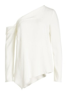 Proenza Schouler Open Shoulder Top