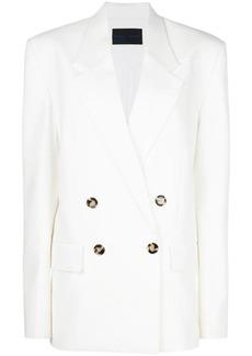 Proenza Schouler oversized double breasted blazer