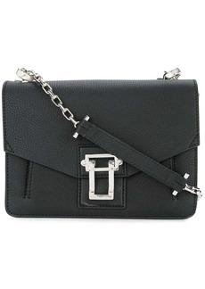 Proenza Schouler Pebbled Leather Hava Chain Shoulder Bag