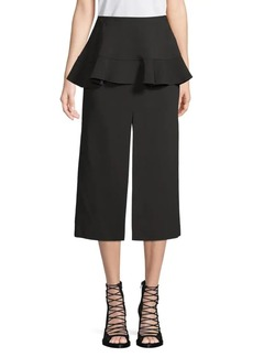 Proenza Schouler Peplum Pencil Skirt
