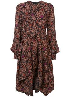 Proenza Schouler Pointed Hem Dress