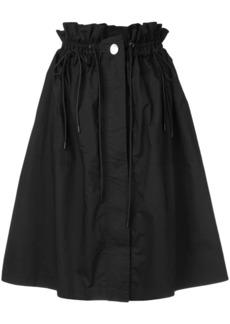 Proenza Schouler Poplin Paperbag Skirt