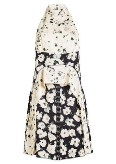 Proenza Schouler Printed Dress
