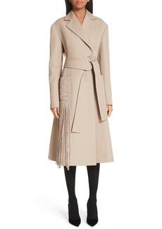 Proenza Schouler Proenza Schoulder Long Wrap Coat