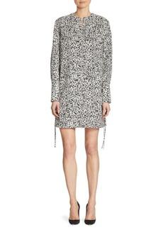 Proenza Schouler Abstract Shift Dress