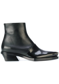 Proenza Schouler Ankle Boot - Black