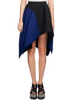 Proenza Schouler Asymmetric Point-Hem Skirt