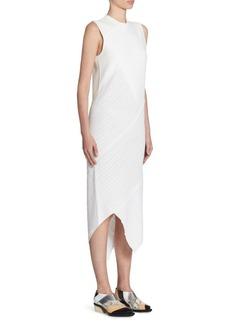 Proenza Schouler Asymmetric Sleeveless Dress