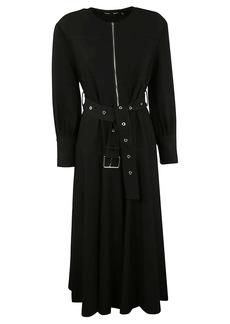 Proenza Schouler Belted Dress