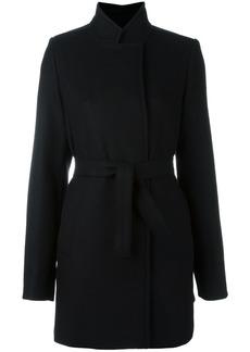Proenza Schouler belted short coat - Black