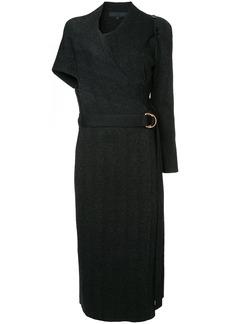 Proenza Schouler belted wrap dress