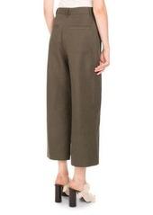 Proenza Schouler Button-Front Culotte Pants