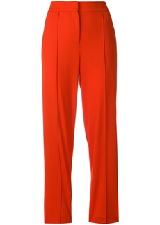 Proenza Schouler classic trousers - Yellow & Orange