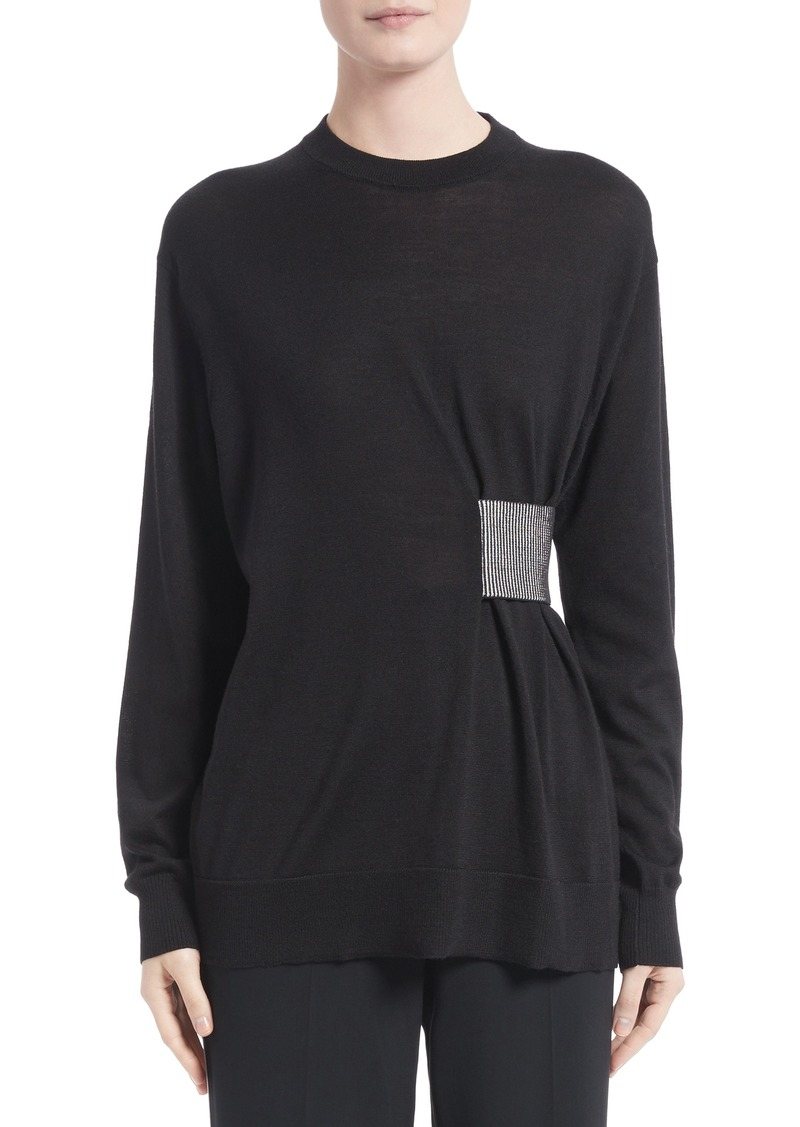 Proenza Schouler Clinch Detail Sweater