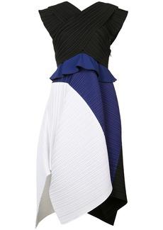 Proenza Schouler color block dress - Black