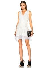 Proenza Schouler Cotton Poplin Dress
