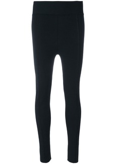 Proenza Schouler cropped leggings - Black