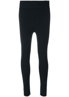 Proenza Schouler cropped leggings - Black