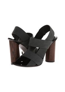 Proenza Schouler Cross Strap Heeled Sandal
