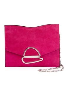 Proenza Schouler Curl Small Chain Clutch Bag
