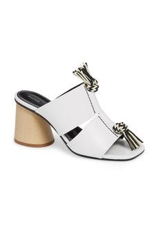 Proenza Schouler Cylinder Heel Slide Sandal (Women)