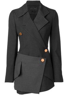 Proenza Schouler Double breasted blazer - Grey