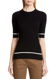 Proenza Schouler Elbow Sleeve Rib Sweater