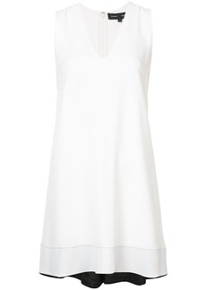 Proenza Schouler flared shift dress - White