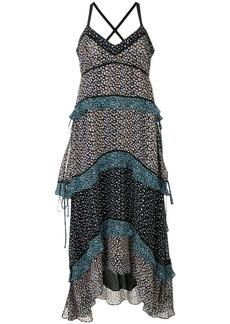 Proenza Schouler floral-print dress - Multicolour
