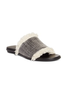 Proenza Schouler Fringe Slide Sandal (Women)