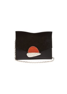 Proenza Schouler Grained-leather cross-body bag
