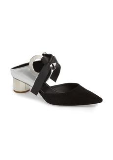 Proenza Schouler Grommet Pointy Toe Mule (Women)
