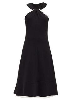 Proenza Schouler Halterneck cady dress
