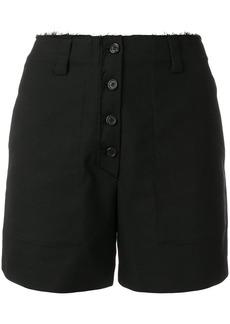 Proenza Schouler High Waisted Short - Black