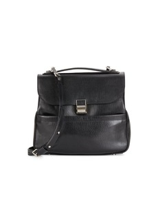 Proenza Schouler Kent Leather Satchel
