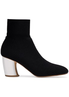 Proenza Schouler Knit Sock Boot - Black