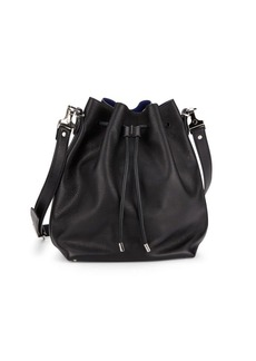 Proenza Schouler Large Leather Bucket Bag