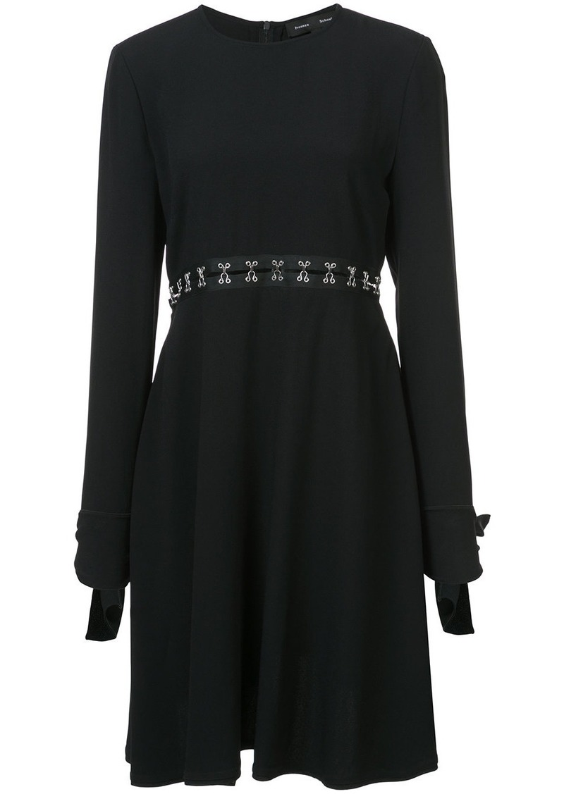 Proenza Schouler Long Sleeve Dress