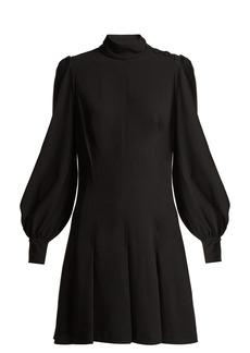 Proenza Schouler Long-sleeved crepe dress
