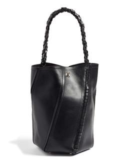 Proenza Schouler 'Medium Hex' Whipstitch Leather Bucket Bag