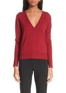 Proenza Schouler Merino Wool Blend Sweater