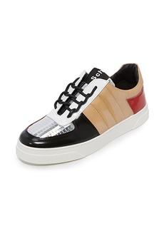 Proenza Schouler Metallic Sneakers