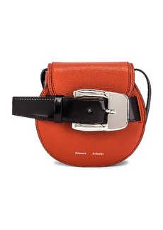 Proenza Schouler Mini Buckle Crossbody Bag