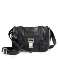 Proenza Schouler Mini PS1 Lambskin Leather Crossbody Bag