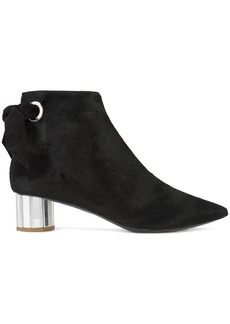 Proenza Schouler mirrored heel ankle boots - Black