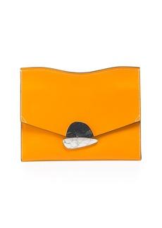 Proenza Schouler New Medium Leather Clutch Bag