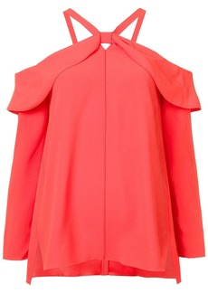 Proenza Schouler off-shoulder blouse - Red