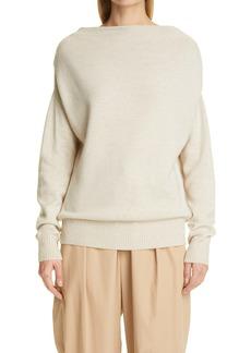 Proenza Schouler One-Shoulder Merino Wool Sweater